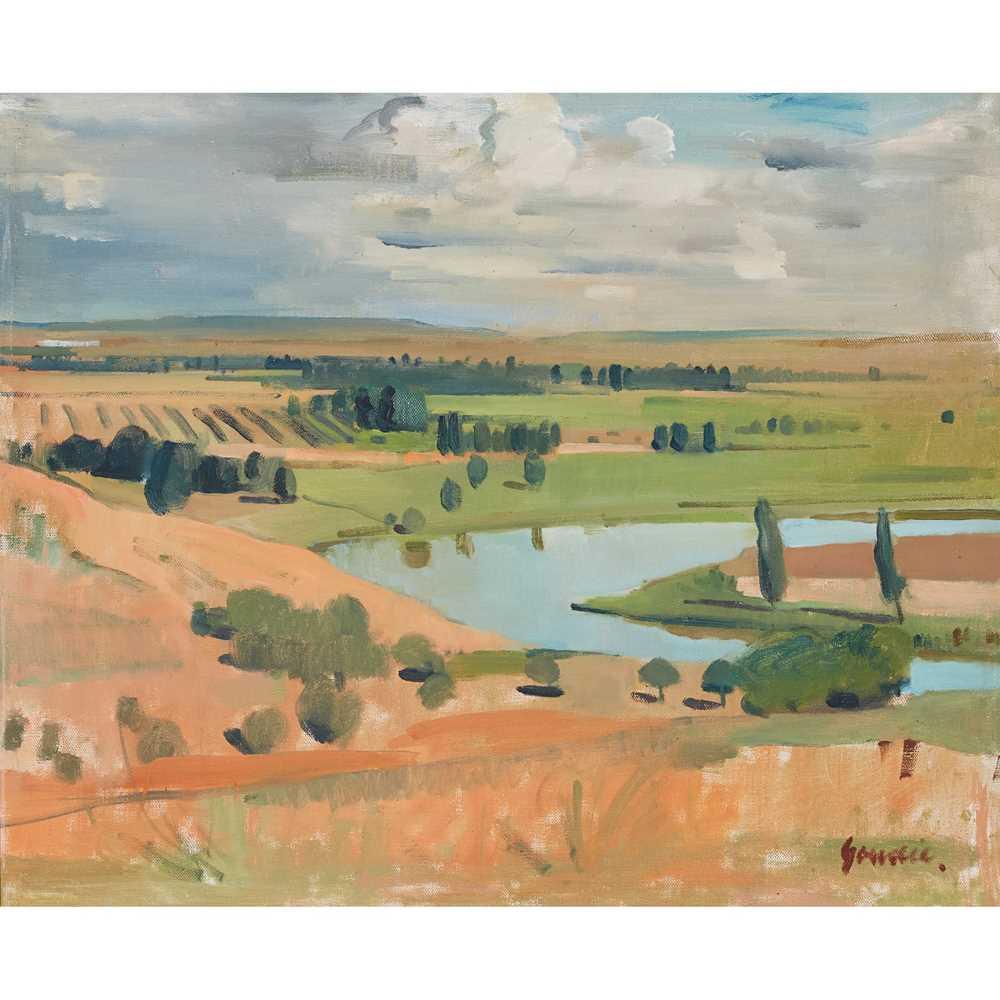 Lot 14 - ALEXANDER GOUDIE (SCOTTISH 1933-2004)