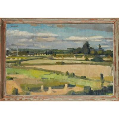 Lot 15 - ALEXANDER GOUDIE (SCOTTISH 1933-2004)