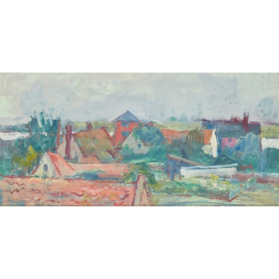 Lot 145 - MARGARET THOMAS (BRITISH 1916-2016)
