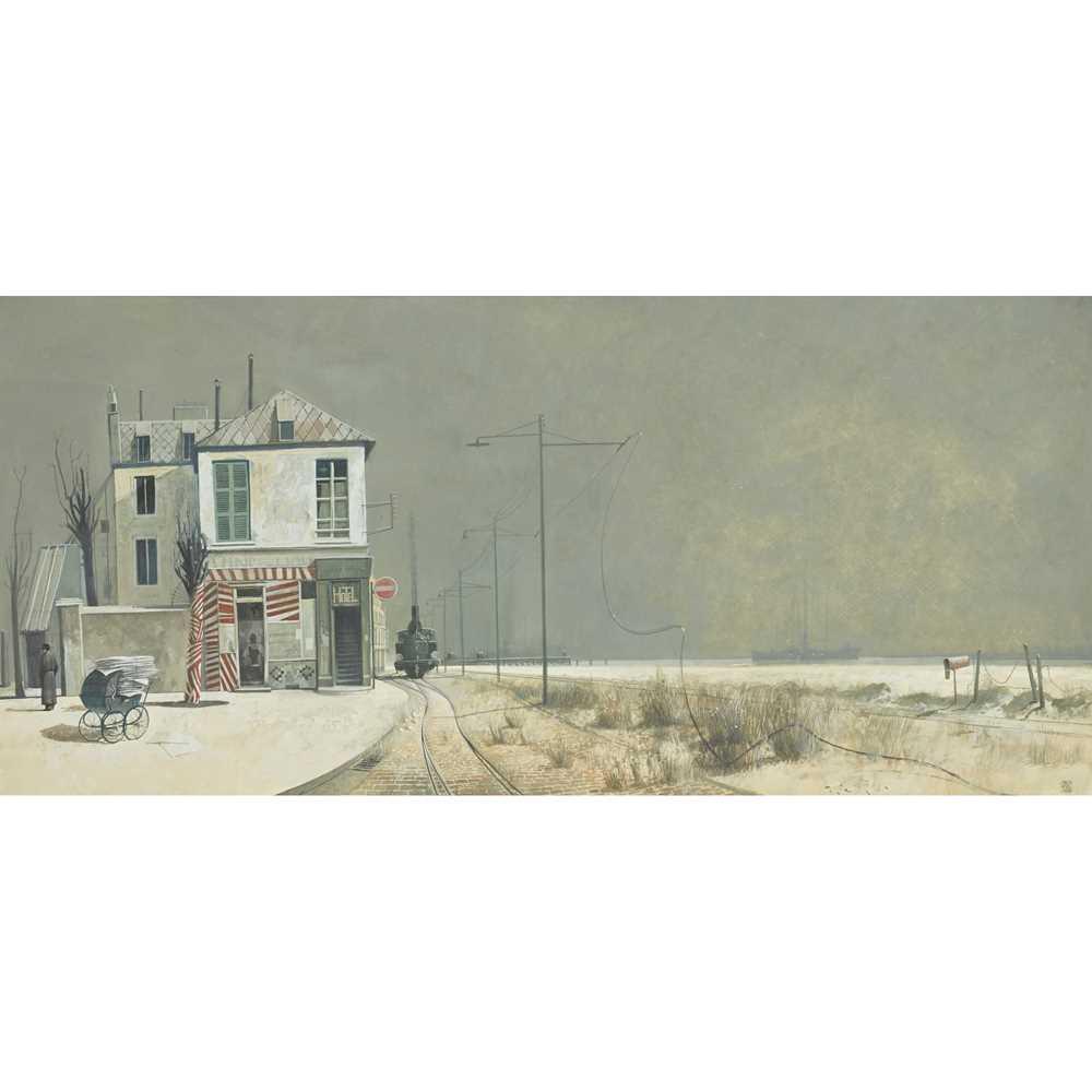 Lot 93 - JAMES MCNAUGHT R.S.W., R.G.I. (SCOTTISH B.1948)