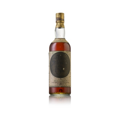Lot 603 - THE MACALLAN OVER 20 YEARS OLD - JOHN MENZIES 150TH ANNIVERSARY
