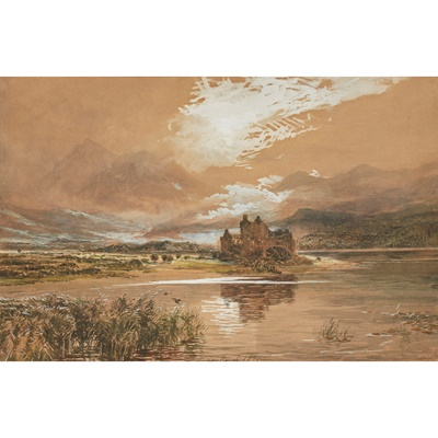 Lot 61 - SAM BOUGH R.S.A, R.S.W. (SCOTTISH 1822-1878)