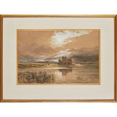 Lot 61 - SAM BOUGH R.S.A, R.S.W. (SCOTTISH 1822-1878)