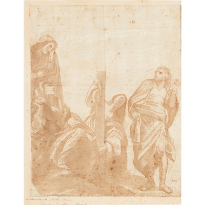 Lot 113 - ATTRIBUTED TO SIMON VOUET (FRENCH 1590-1649)