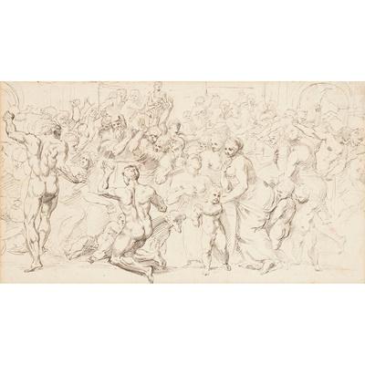 Lot 116 - RAYMOND LAFARGE (FRENCH 1657-1684)