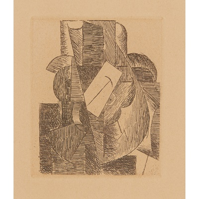 Lot 59 - Pablo Picasso (Spanish 1881-1973)