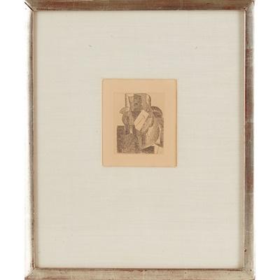 Lot 59 - Pablo Picasso (Spanish 1881-1973)