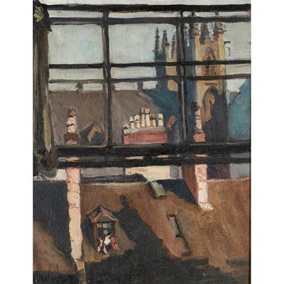 Lot 182 - WILLIAM MACDONALD (SCOTTISH 1883-1960)