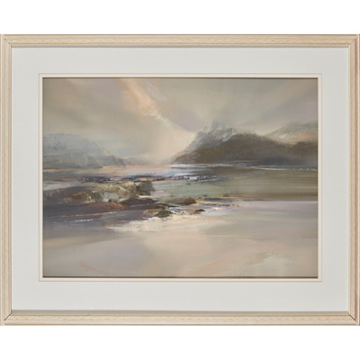 Lot 92 - OSCAR GOODALL R.S.W. (SCOTTISH B.1924)