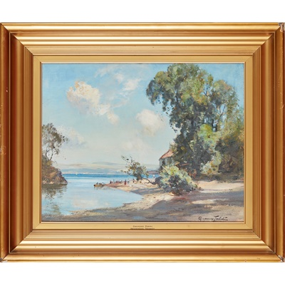Lot 49 - J.A. HENDERSON TARBET (SCOTTISH C.1865-1937)