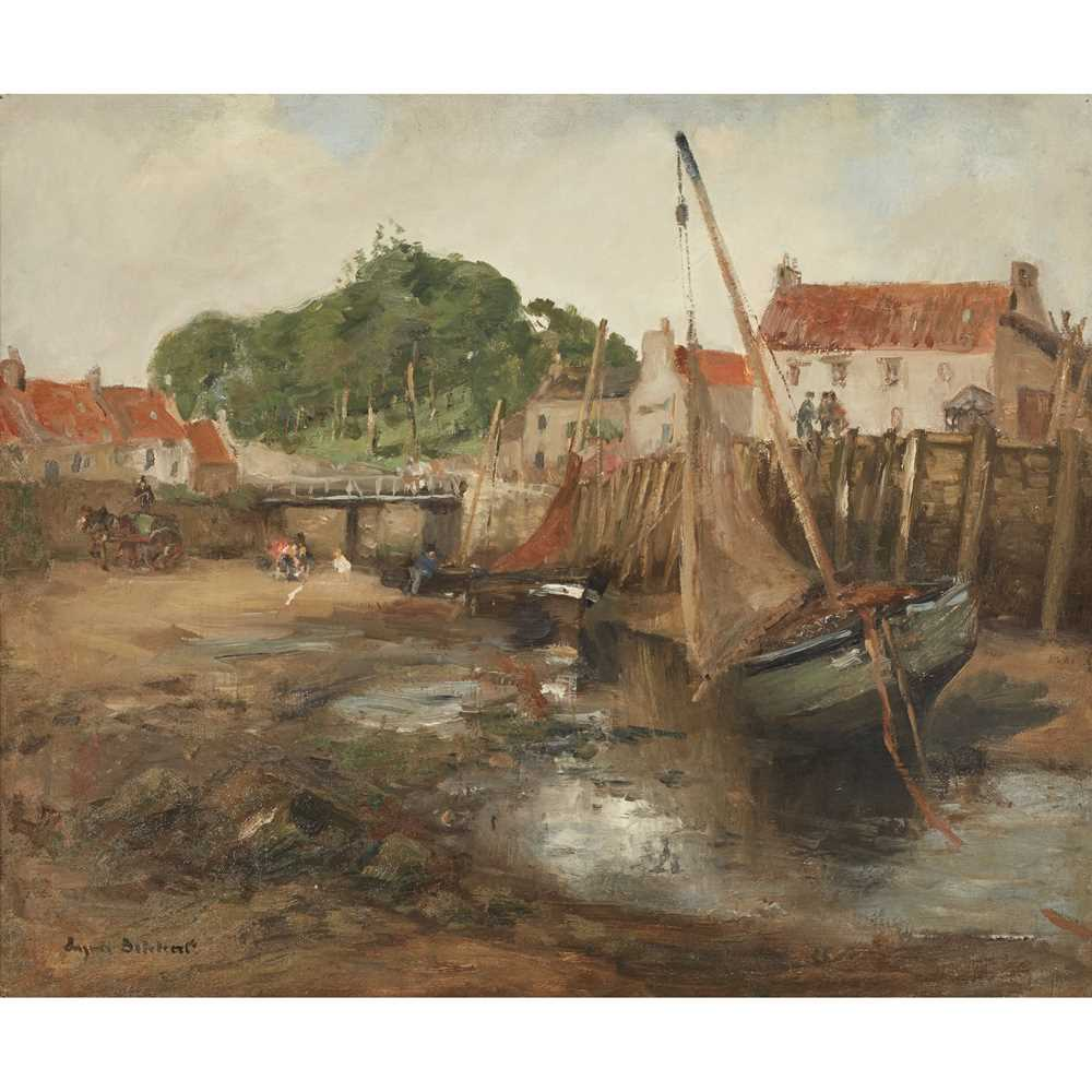 Lot 56 - EUGEN DEKKERT (SCOTTISH 1899-1940)