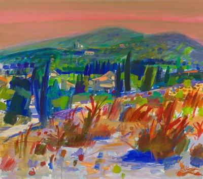 Lot 118 - JOHN CUNNINGHAM (SCOTTISH 1927-2000)