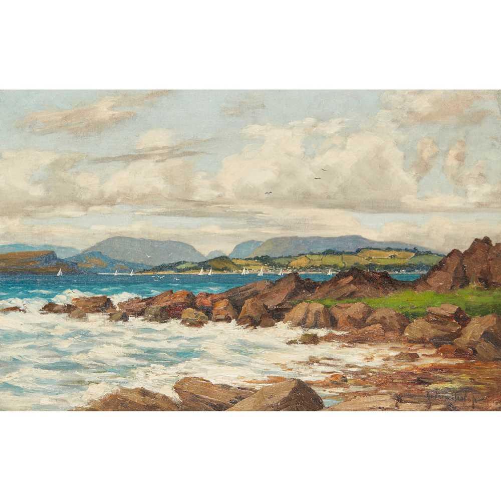 Lot 51 - ANDREW HISLOP (BRITISH FL.1880-1903)