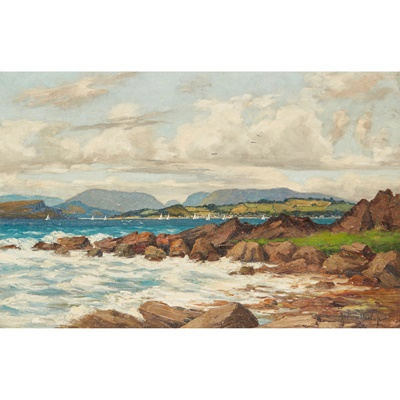 Lot 51 - ANDREW HISLOP (BRITISH FL.1880-1903)
