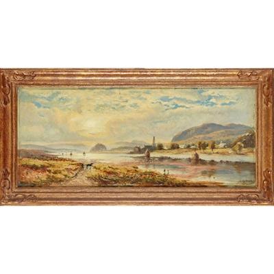 Lot 60 - WILLIAM GLOVER (SCOTTISH 1848–1916)