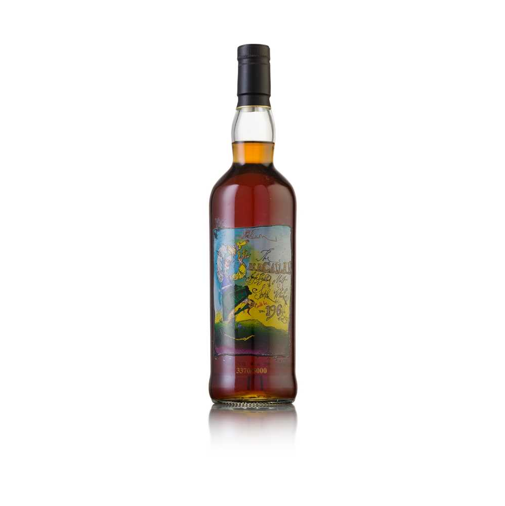 Lot 604-THE MACALLAN PRIVATE EYE