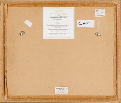 Lot 150 - STANLEY CURSITER C.B.E., R.S.A., R.S.A (SCOTTISH 1887-1976)