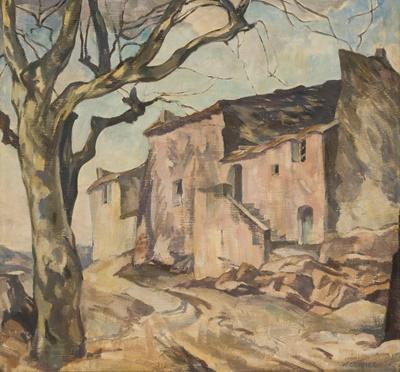 Lot 174 - WILLIAM CROZIER A.R.S.A. (SCOTTISH 1897-1930)