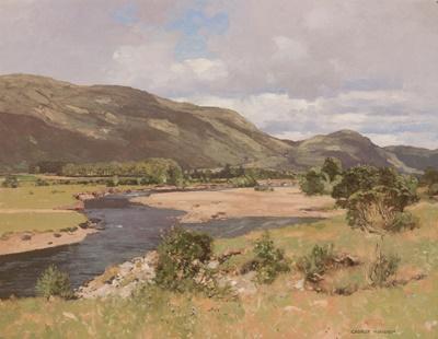 Lot 139 - GEORGE HOUSTON R.S.A, R.S.W., R.G.I (SCOTTISH 1869-1947)