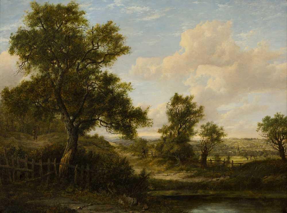 Lot 125 - PATRICK NASMYTH (SCOTTISH 1787-1831)