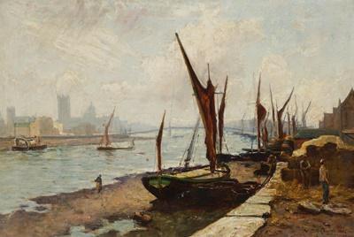 Lot 119 - JOSEPH MILNE (SCOTTISH 1857-1911)