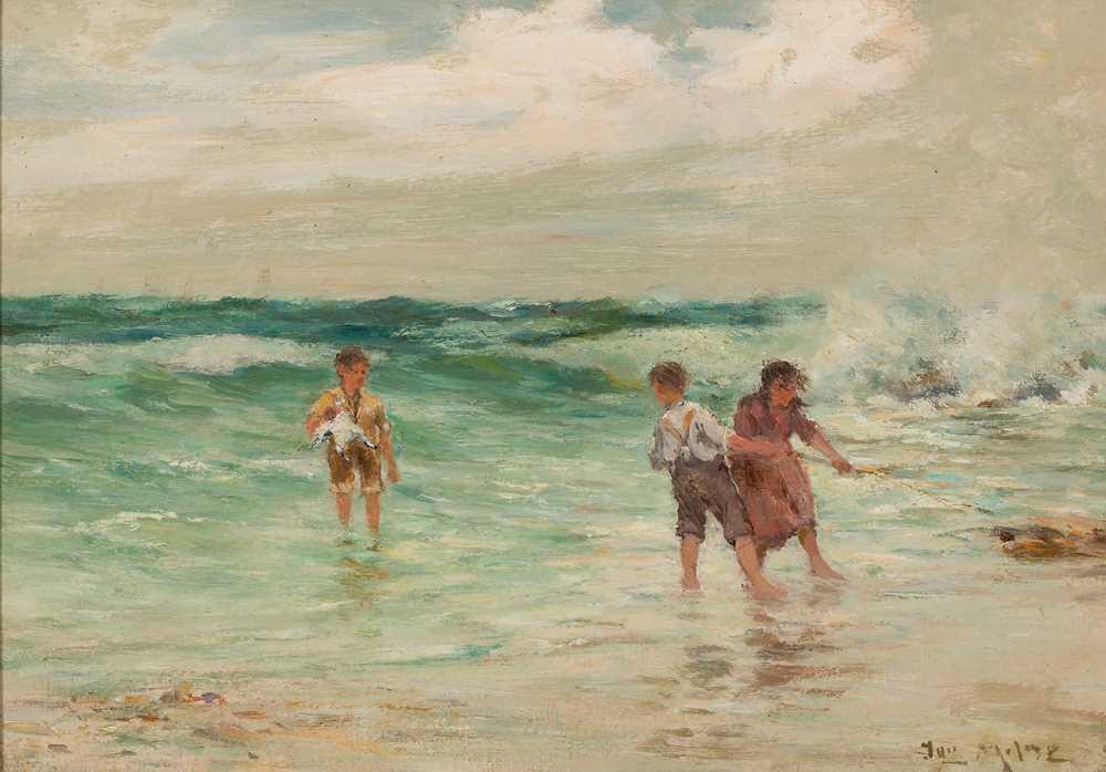 Lot 90 - JOSEPH MILNE (SCOTTISH 1857-1911)
