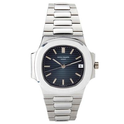 Lot 358 - A gentleman's steel wristwatch, Patek Philippe