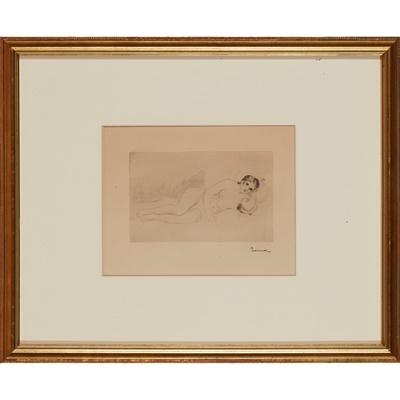 Lot 83 - PIERRE-AUGUSTE RENOIR (FRENCH 1841-1919)