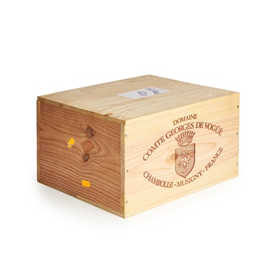 Lot 648 - CHAMBOLLE MUSIGNY 2000