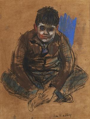 Lot 199 - JOAN EARDLEY R.S.A (SCOTTISH 1921-1963)