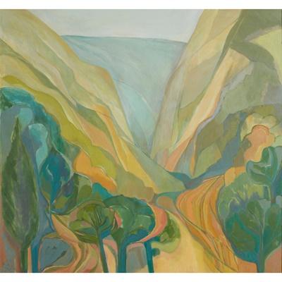Lot 49 - JEANETTE LASSEN (SCOTTISH 1924-2008)