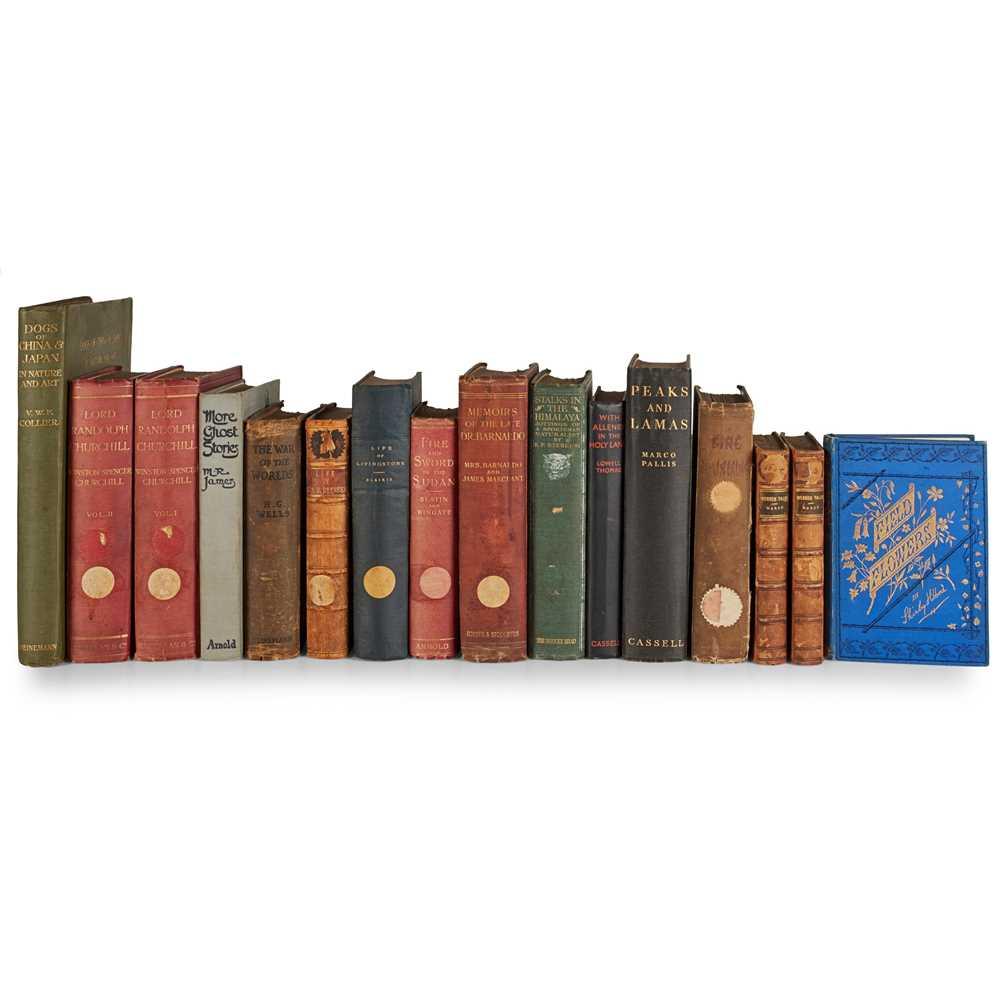 Lot 121 - 16 volumes