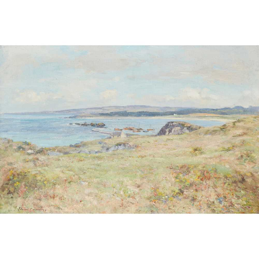 Lot 12 - JOSEPH MORRIS HENDERSON R.S.A. (SCOTTISH 1864-1936)
