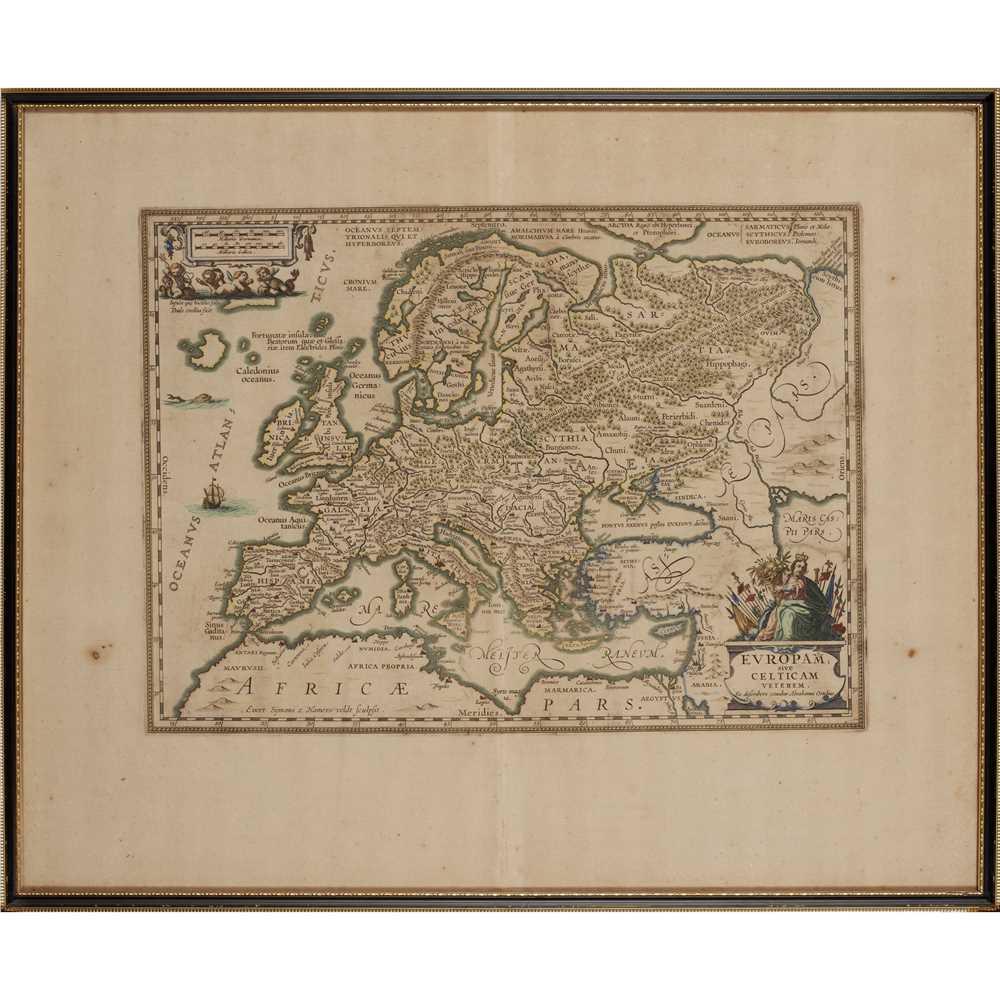 Lot 31 - Janssonius, after Abraham Ortelius