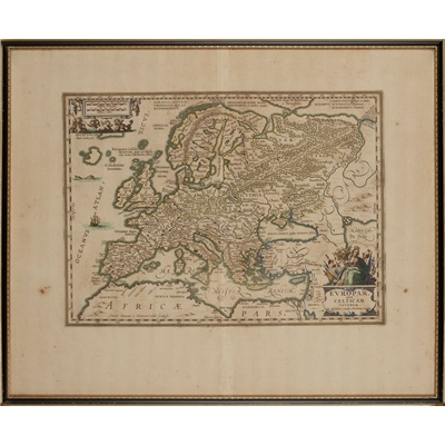 Lot 31 - Janssonius, after Abraham Ortelius