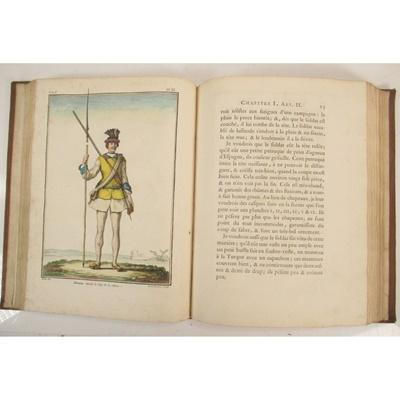 Lot 103 - Saxe, Maurice, Comte de