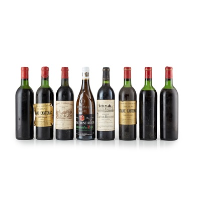 Lot 624-GROUP OF MIXED RED WINE