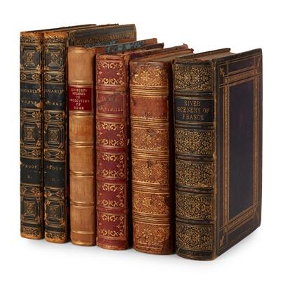 Lot 267 - Six Quarto Volumes