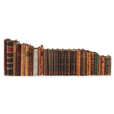 Lot 262 - Miscellaneous books, a quantity, including