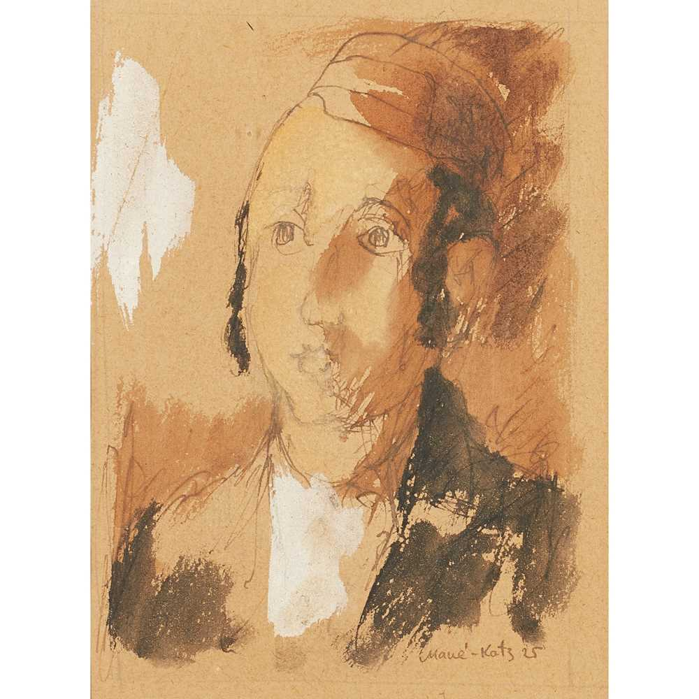 Lot 64 - EMMANUEL MANE KATZ (UKRAINIAN 1894-1962)