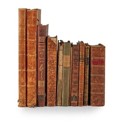 Lot 251 - 11 Quarto and folio volumes