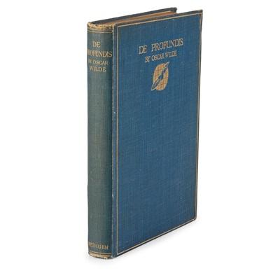 Lot 214 - Wilde, Oscar - with manuscript annotations by Arthur William Symons