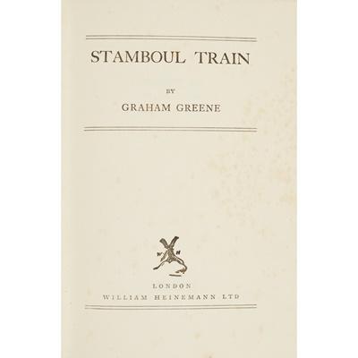 Lot 174 - Greene, Graham