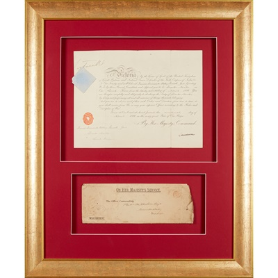 Lot 246 - Victoria, Queen of the United Kingdom of Great Britain and Ireland