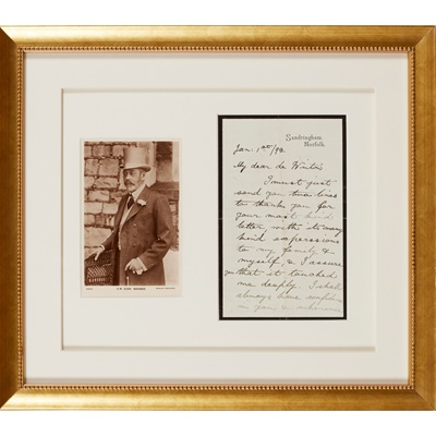 Lot 230 - George V, King of the United Kingdom