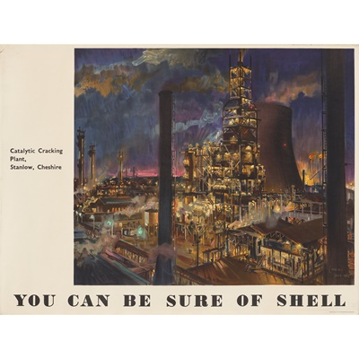 Lot 41 - Terence Cuneo (1907-1996)