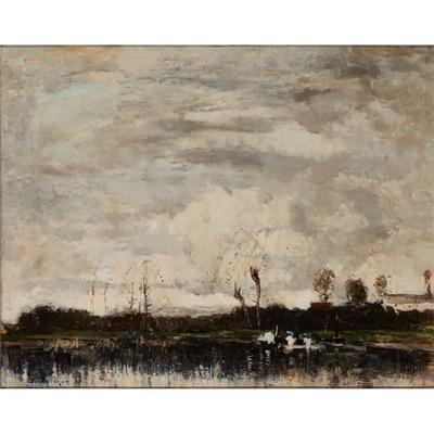 Lot 26 - WILLIAM ALFRED GIBSON (SCOTTISH 1866-1931)