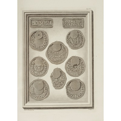 Lot 378 - [Baths of Titus] - Romanis, Antonio de