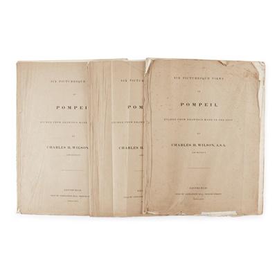 Lot 265 - Pompeii - Wilson, Charles H.