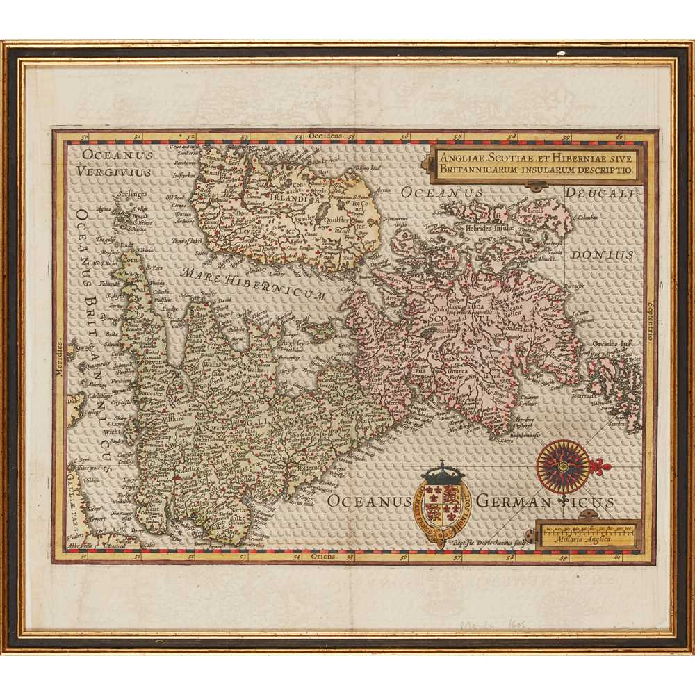 Lot 13 - [after] Ortelius, Abraham